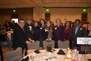 Friends of Griffith Table