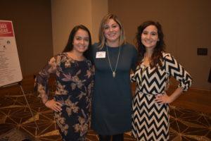 Nayeli, Leticia y Melinda